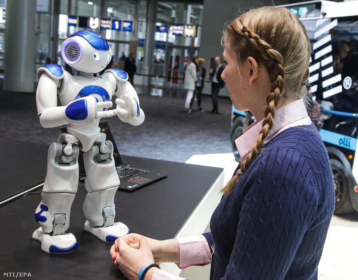 A gépek megváltoztatják az életünket