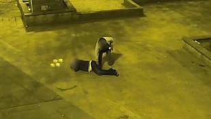 Csak egy jó tanács: ne aludjon el Blaha Lujza téren