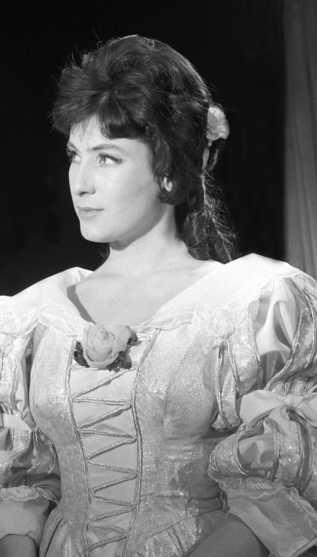 Mészöly Júlia 1960-ban