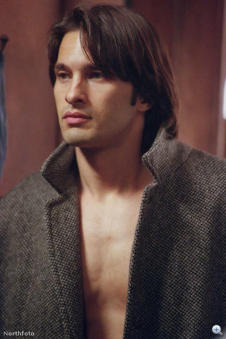 Olivier Martinez a 2002-es A hűtlen című filmben