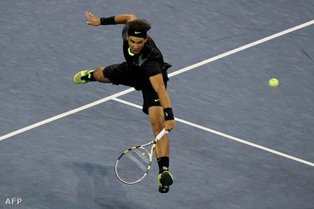 Rafael Nadal (Fotó: Nick Laham)