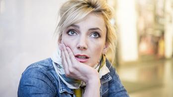 Borbély Alexandra kórházba ment, miután Európa legjobb színésznője lett