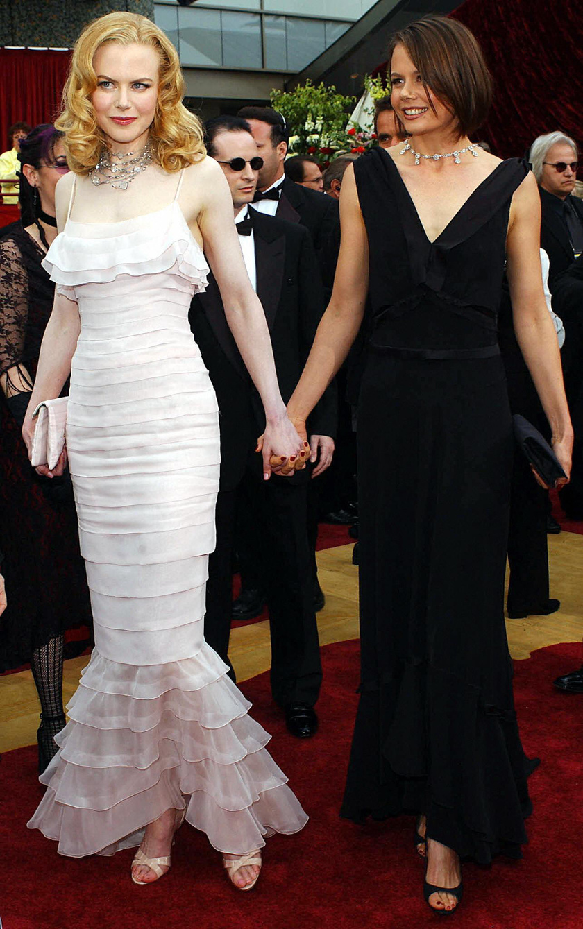 Nicole Kidman és húga, Antonia