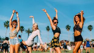 Mindjárt itt a Coachella, jönnek a bikinis celebek!