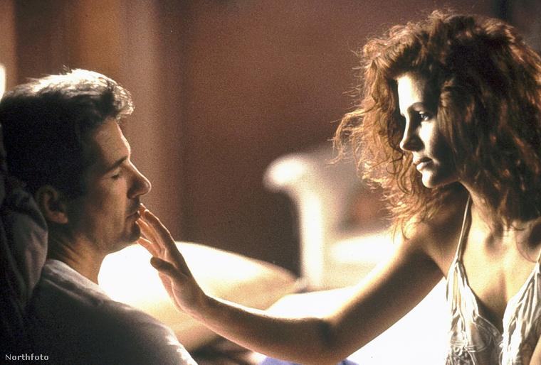 Richard Gere és Julia Roberts a Micsoda nő című filmben.