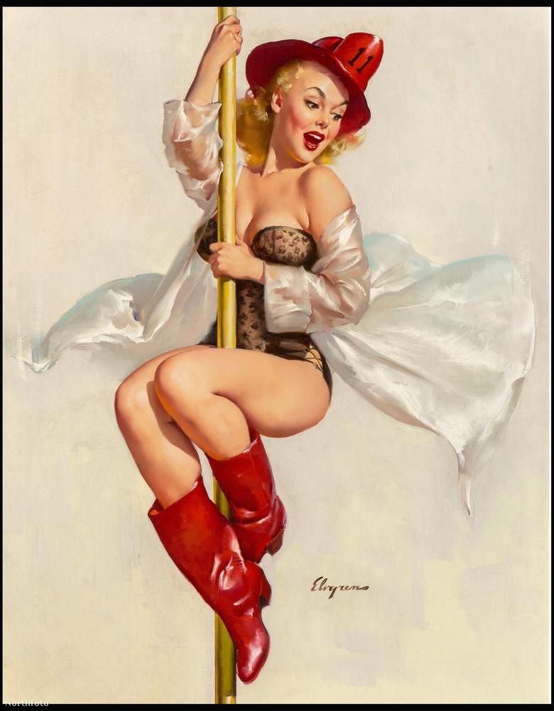 Természetesen nem mondunk újdonságot azzal, hogy a Playboy magazin előtti időszakban is voltak már szexi poszterlányok: az 50-es években nagyon népszerű pin up lányok meggyőző képeiből válogatunk a következő galériában.