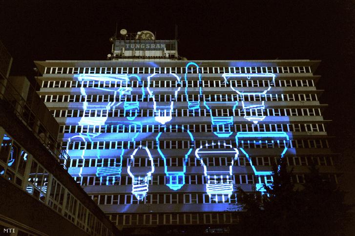 GE Hungary székháza