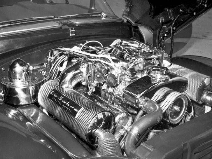 Kompresszoros V8, ami metanollal is képes üzemelni
