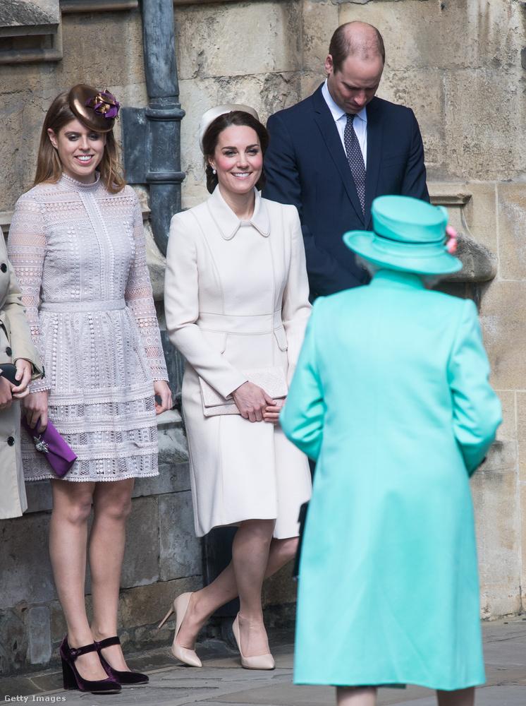 Mit csinál Kate Middleton?