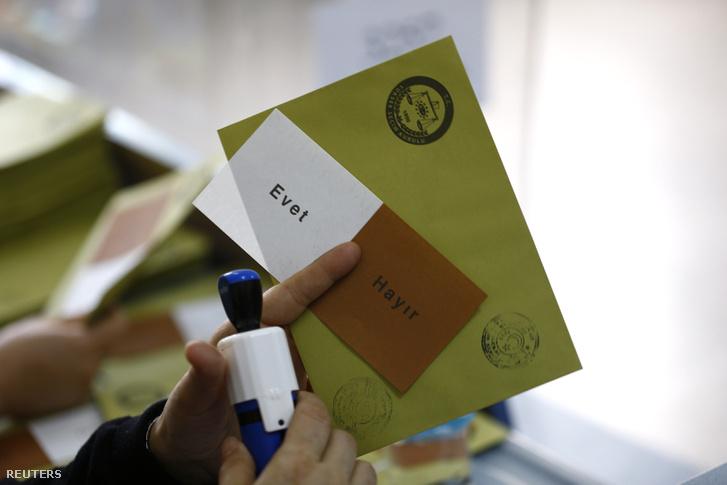 Szavazócédula