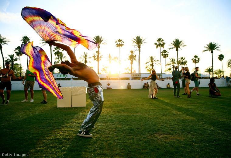 Jócsajok tekintetében ennyi volt a Coachella első hétvégéje.