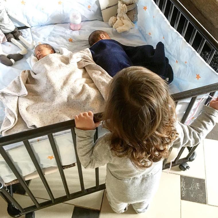 """De mit szól a hirtelen megszaporodott konkurenciához a babák nővére? """"Izabell felülmúlt minden várakozást"""