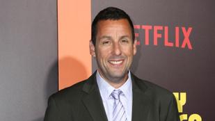 Adam Sandler filmjeivel 500 millió órát töltenek a Netflix előfizetői