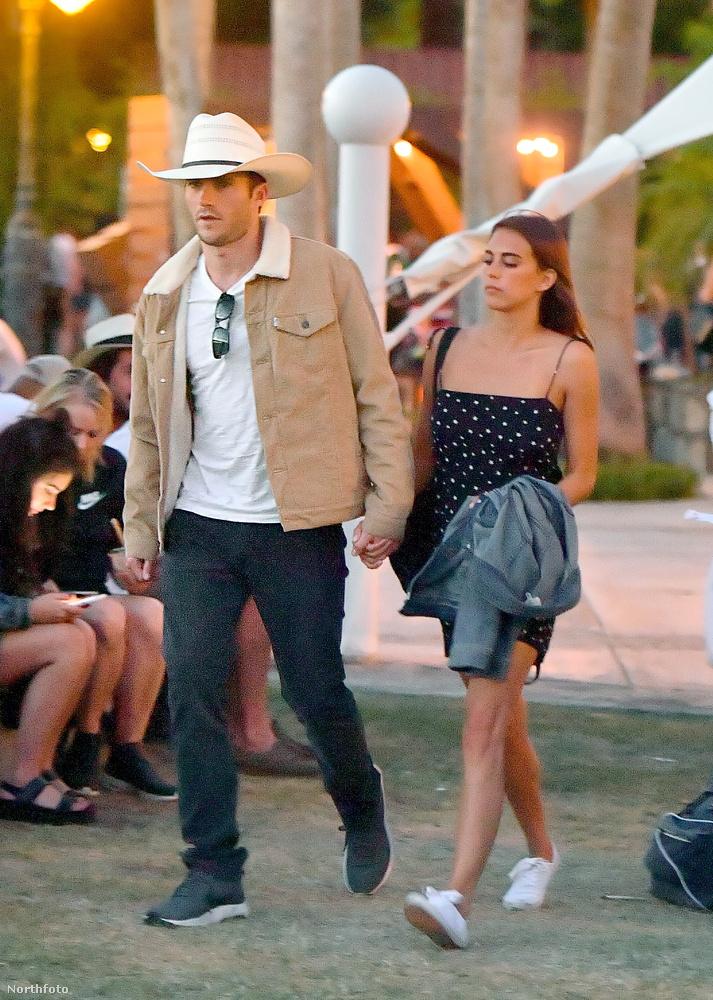 Ő Scott Eastwood és barátnője, Maddie Serviente