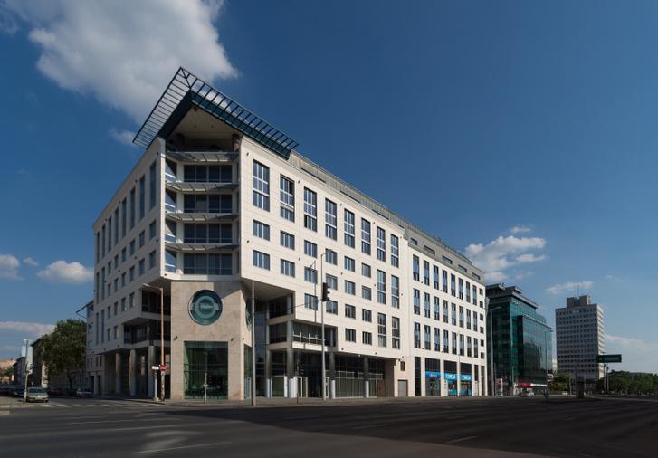 Felújított CityZen Irodaház