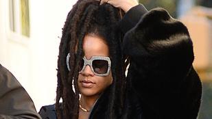 Rihanna hiába tévedt el a Coachellán, mert így sem állt vele szóba senki