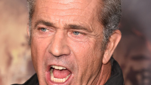 Mel Gibsonnak aztán elborul az agya, ha nem kap elég pénzt a filmjére