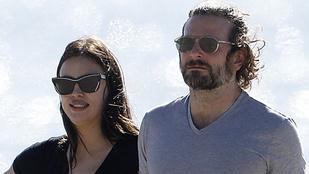 Irina Shayk és Bradley Cooper szülőségük első heteit eufóriában töltik