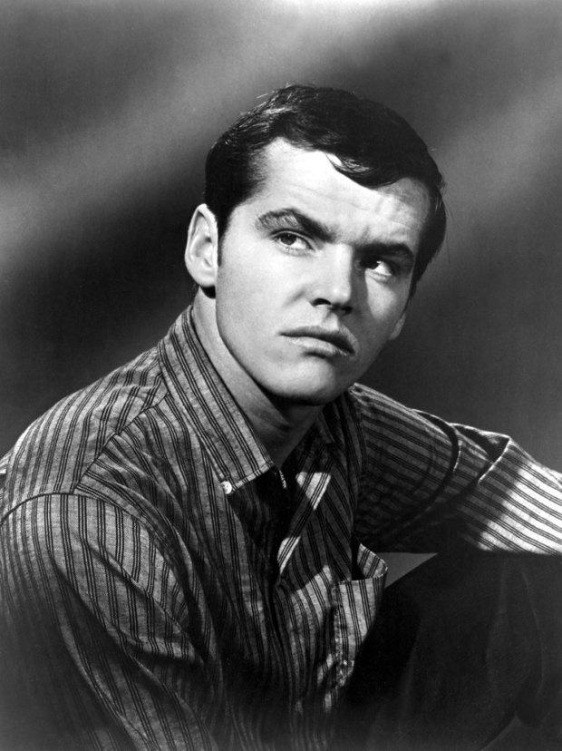 Jack Nicholson 17 éves korában ment Hollywoodba, első szerepét pedig 1957-ben kapta.