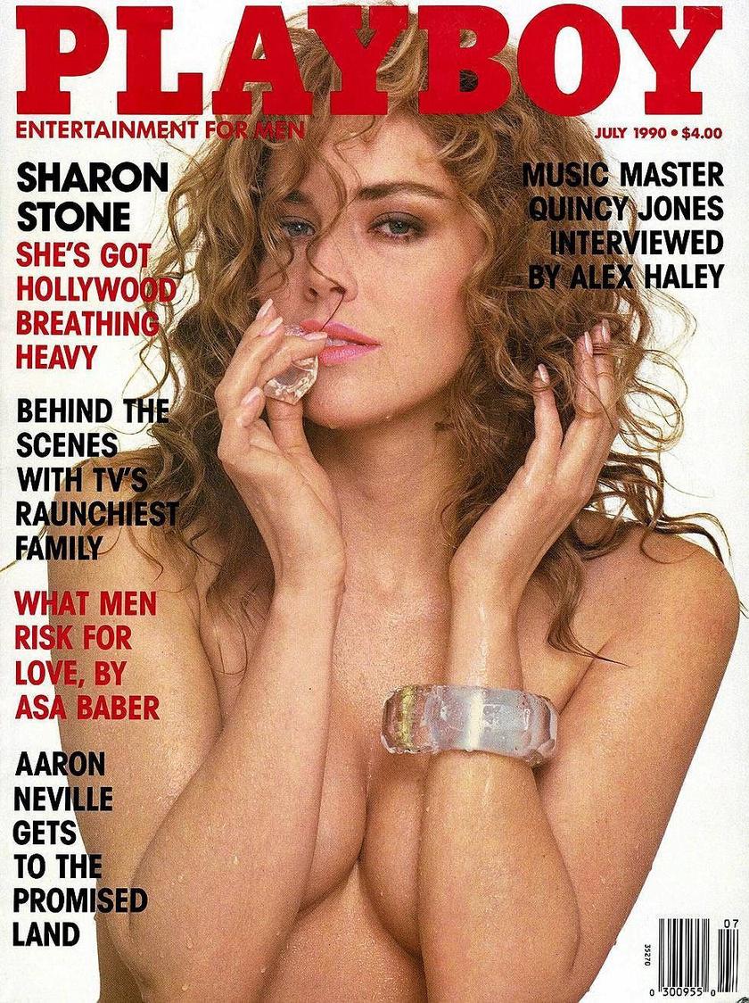 sharon-stone-playboy-1990