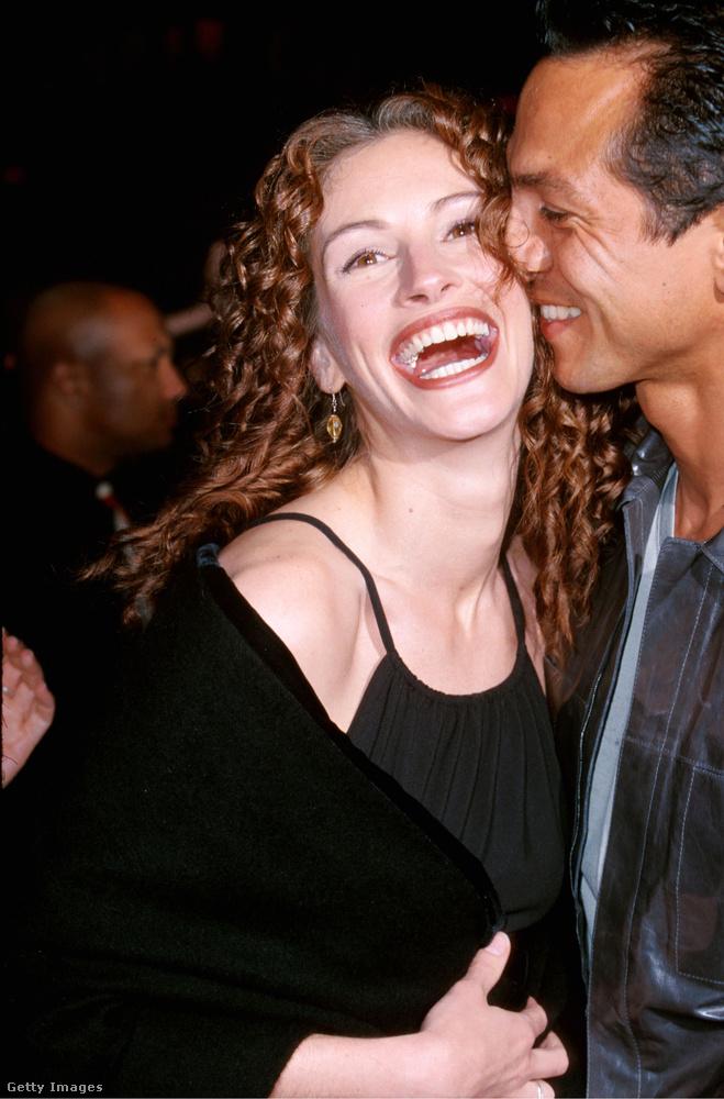 Ez a kép 2000-ben készült, itt még nagy volt a szerelem, ami egy évvel később alábbhagyott, majd örökre vége szakadt