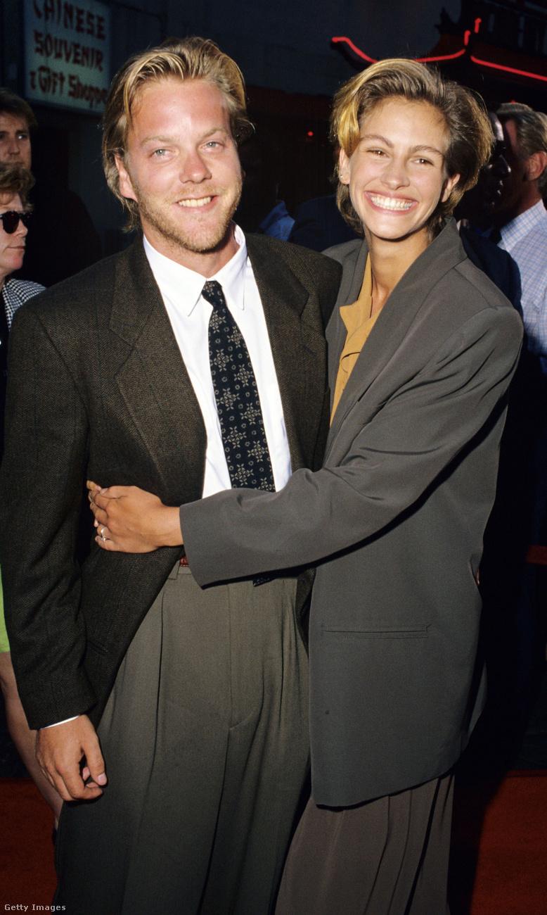 1991-ben szakítottak, alig pár nappal az esküvőjük előtt