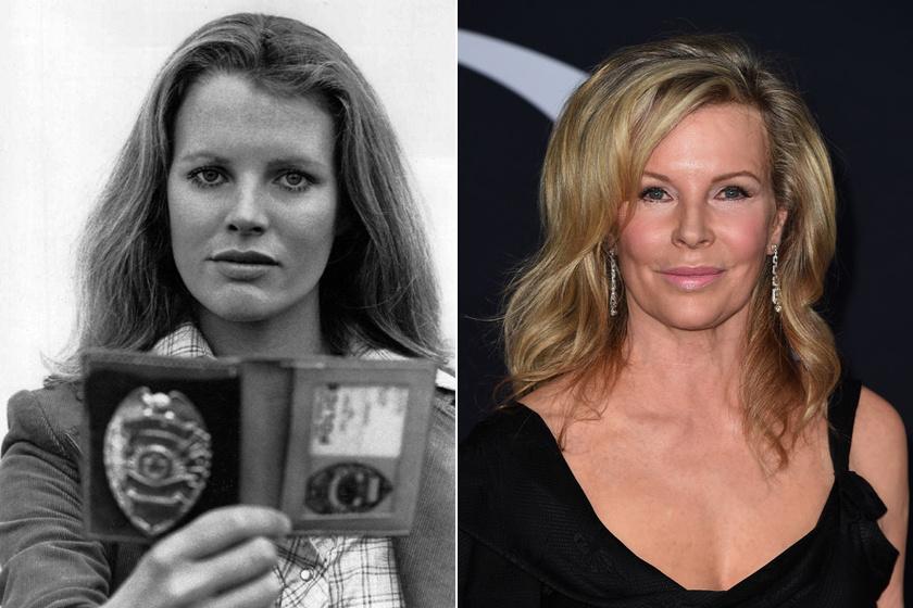 Kim Basinger 1977-ben és 2017-ben