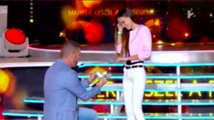 Ezért nem megy el Kasza Tibi menyasszonya a Nagy Duett döntőjére