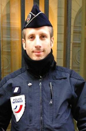 Xavier Jugelé
