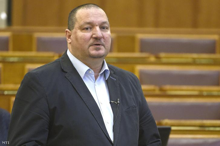 Németh Szilárd Fidesz-alelnök