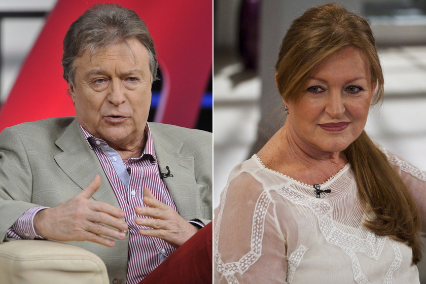 Lukács Sándor és Maráczi Mária 1976 óta házasok.
