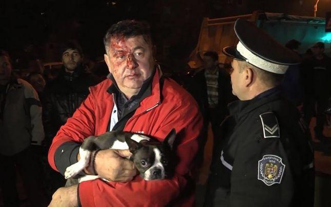 Mircia Munteant a baleset után el akart menekülni a helyszínről, de elfogták