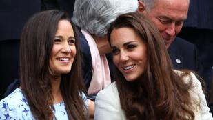 El tudná képzelni Pippa Middleton esküvőjét a Sziget Fesztiválon?