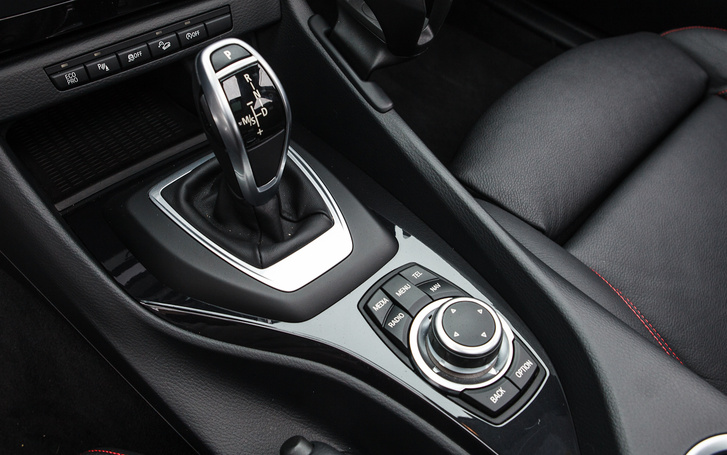 bmw auto shifter