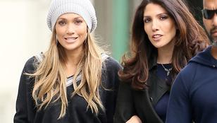 Jennifer Lopeznél csak egy dögösebb dolog van: Jennifer Lopez a húgával