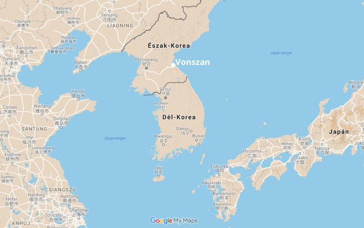 Index Kulfold Eszak Korea Egy Kis Lovoldozessel Unnepelte A