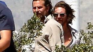Bradley Cooper dublőre előugrott a bokrok közül, és milyen jól tette