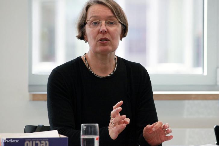 Vera Egenberger szerint a menekültek nagyon nehezen találnak munkát