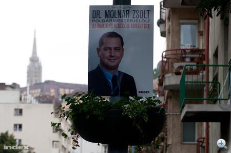 Molnár Zsolt, II. kerületi polgármesterjelölt
