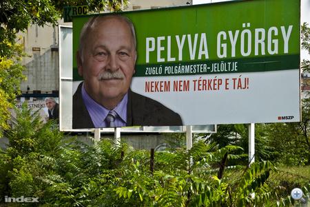 Pelyva György, XIV. kerületi (Zugló) polgármesterjelölt