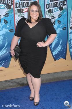 Így nézett ki Nikki Blonsky idén augusztusban