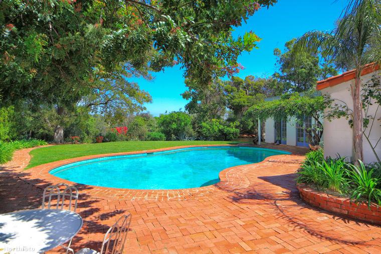 Utoljára 2012-ben adták el a házat, akkor 5,1 millió dollárért kelt el