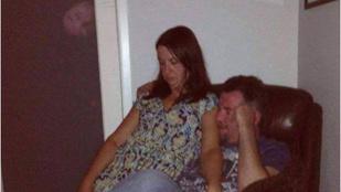 Nagyiszellemet gyanúsít kukkolással egy ausztrál család
