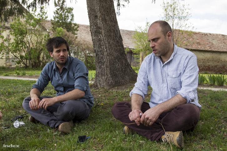 Boross Martin és Oblath Márton