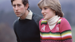 Tudta, hogy Diana rossz nevet mondott, mikor hozzáment Károly herceghez?