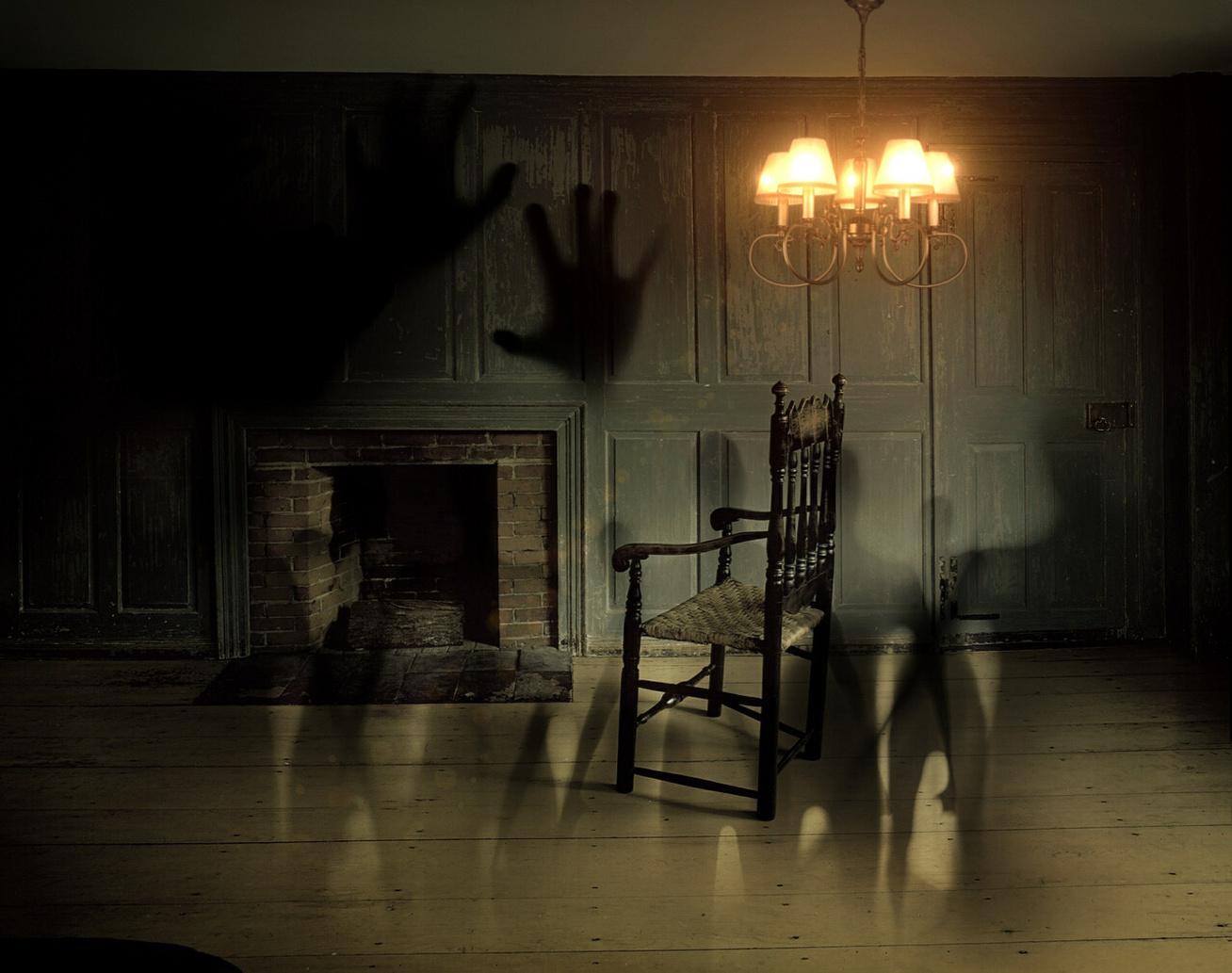 szellemek