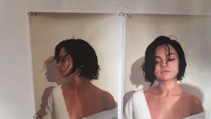 Selena Gomez új haja a legnagyobb talány az Instagramon