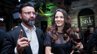 Debreczeni Zita suttyomban férjhez ment