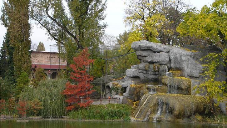 Fővárosi Állat- és Növénykert (2012), Élőhely és Gyűjteményfejlesztés, a Nagy-tó rekonstrukciója
