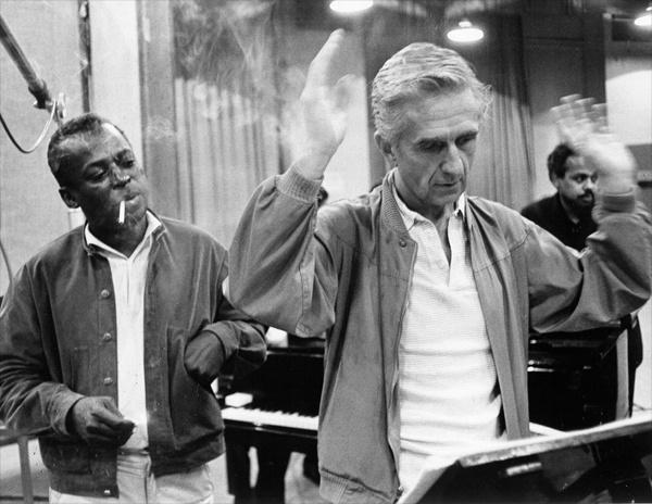 Miles Davis és Gil Evans